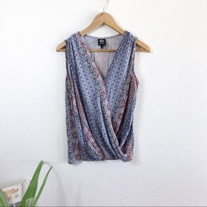 Bobeau tank top